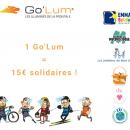 Go'lum, l'entreprise Française de Frontale propose un achat solidaire